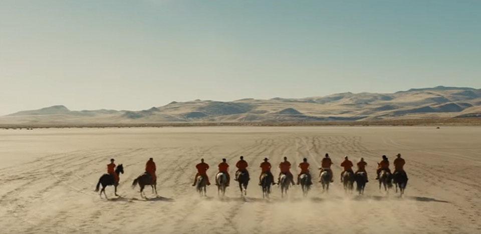 بررسی فیلم The Mustang