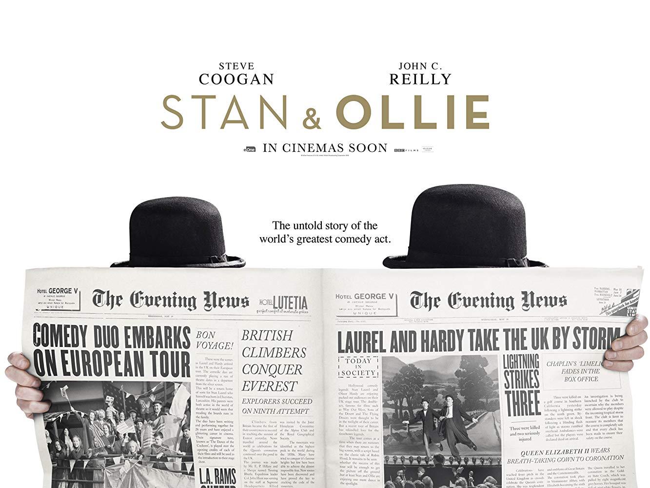 بررسی فیلم Stan and Ollie
