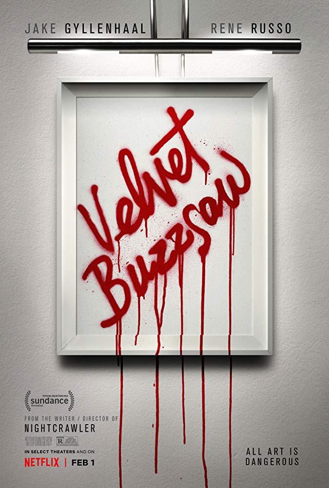 بررسی فیلم Velvet Buzzsaw