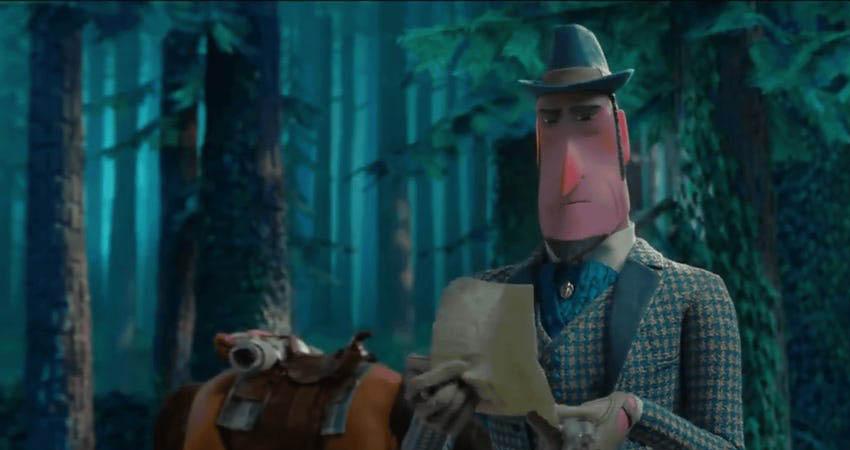 انیمیشن Missing Link