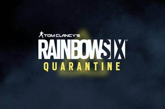 ثبت نام برای بتای Rainbow Six Quarantine آغاز شد