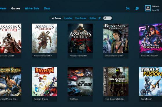 اشتراک +Uplay برای کامپیوتر و استیدیا معرفی شد [بهروزرسانی: لیست بازیها اضافه شد]
