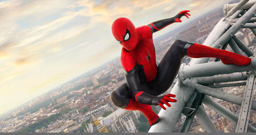 نمرات فیلم Spider-Man: Far From Home منتشر شد
