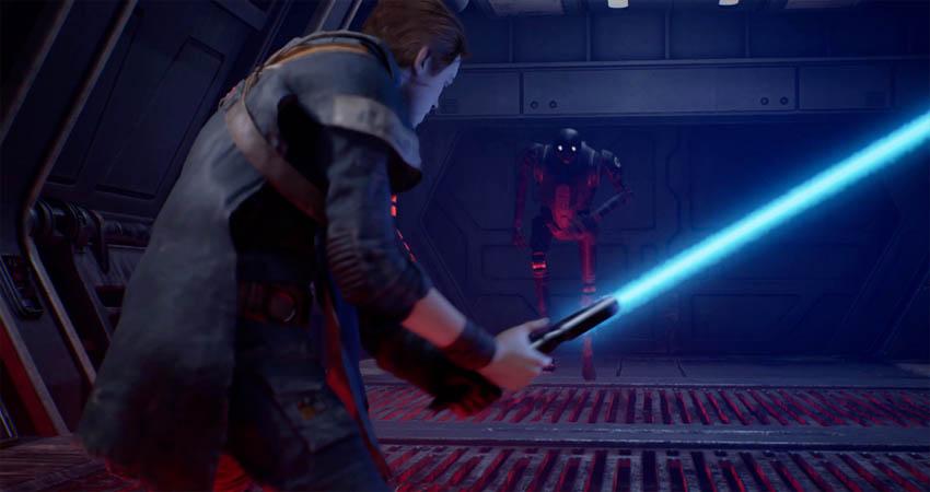 ویدیویی 26 دقیقهای از گیم پلی Star Wars Jedi: Fallen Order منتشر شد [تماشا کنید]