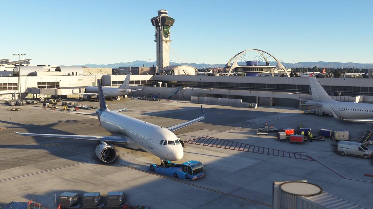 بازی Flight Simulator 2020