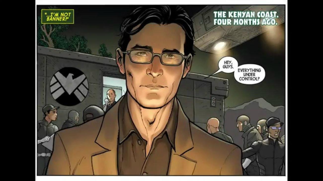 بروس بنر، فیزیکدان هستهای