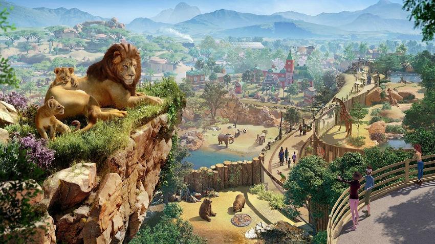 تاریخ انتشار Planet Zoo مشخص شد [تماشا کنید]