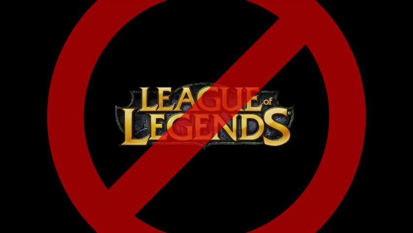 سرورهای League of Legends روی ایران بسته شدند