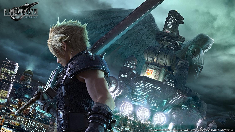 اولین ویدیوی دموی Final Fantasy VII لو رفت [تماشا کنید]