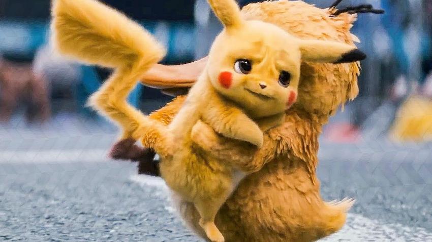 بررسی فیلم Pokemon Detective Pikachu