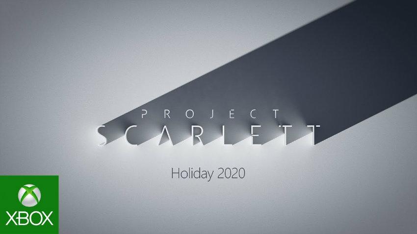 کنسول جدید مایکروسافت به نام پروژه Scarlett رسماً رونمایی شد