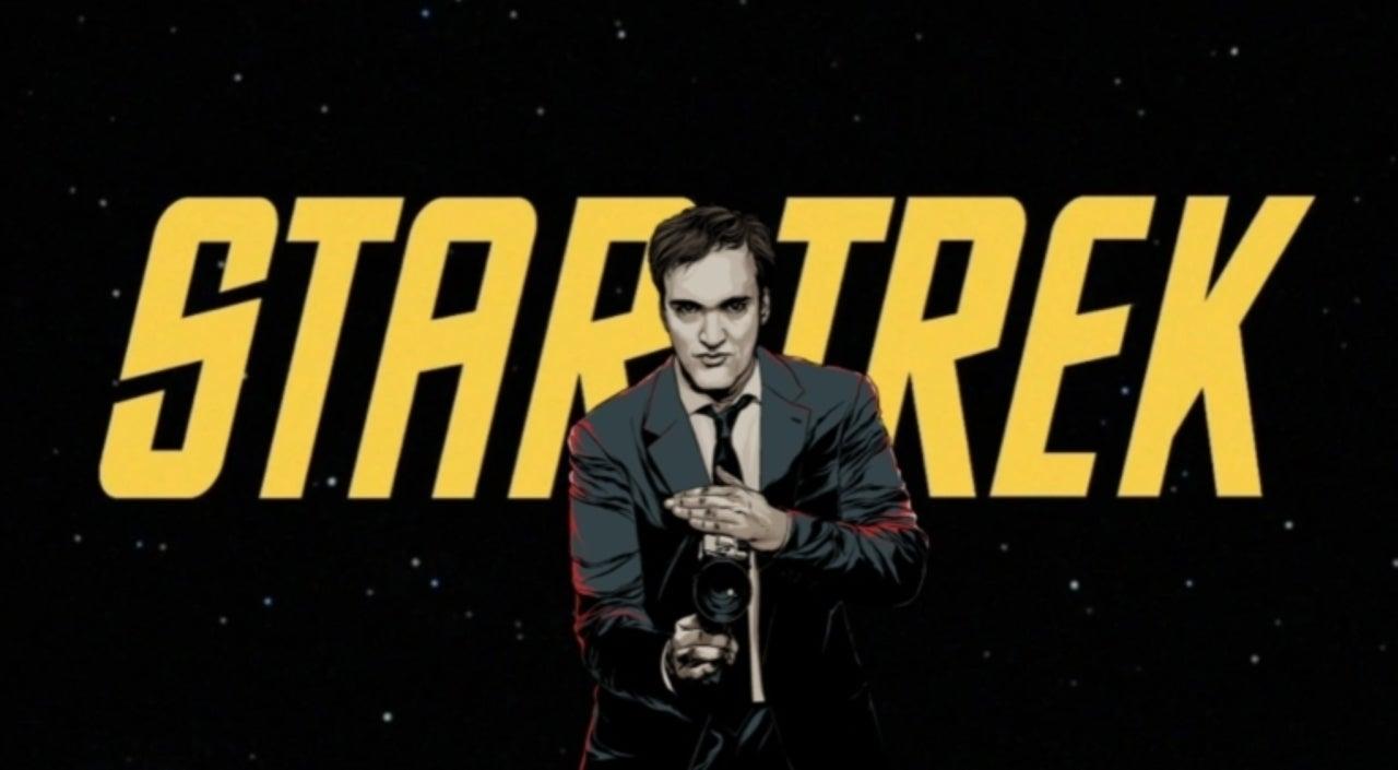 تارانتینو از پایان نگارش فیلمنامه Star Trek بعدی میگوید