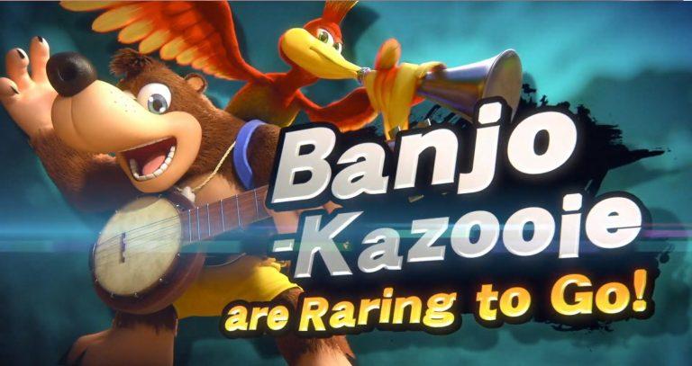 بانجو و کازویی به آغوش نینتندو باز میگردند
