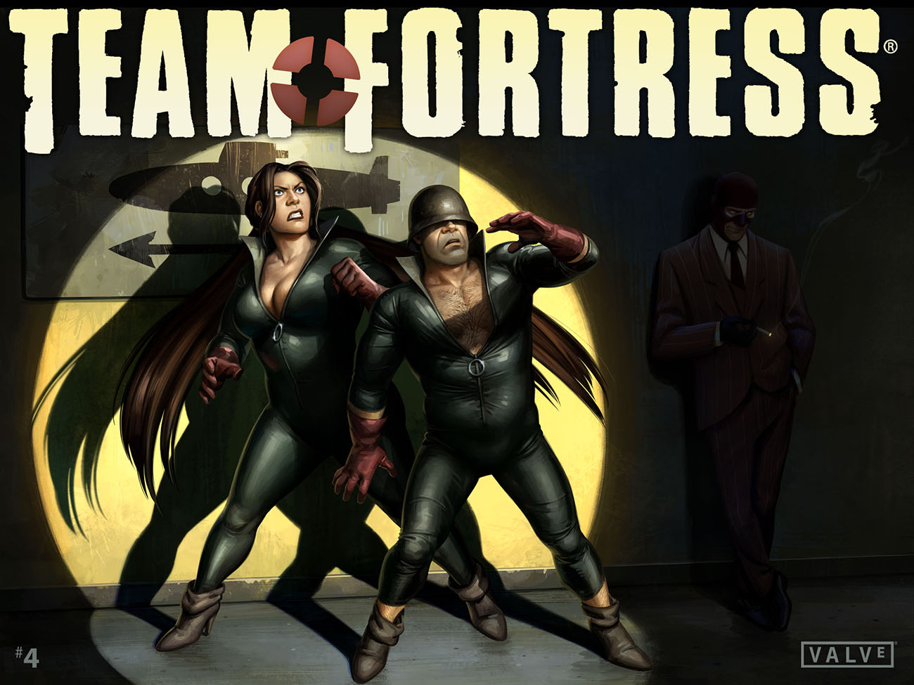 کمیک بوک Team Fortress 2