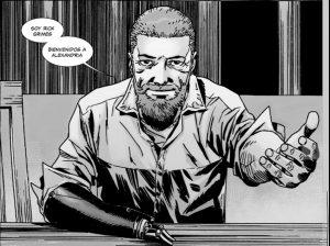 آیا مرگ بحث برانگیز کمیک بوک The Walking Dead یک اشتباه بزرگ بود؟