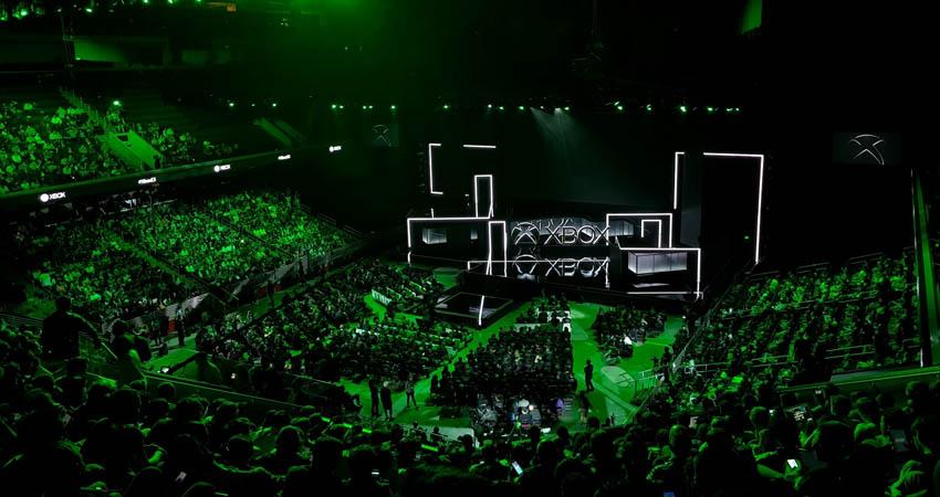 رویداد E3 2019
