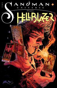 کاور The Sandman Universe Presents Hellblazer