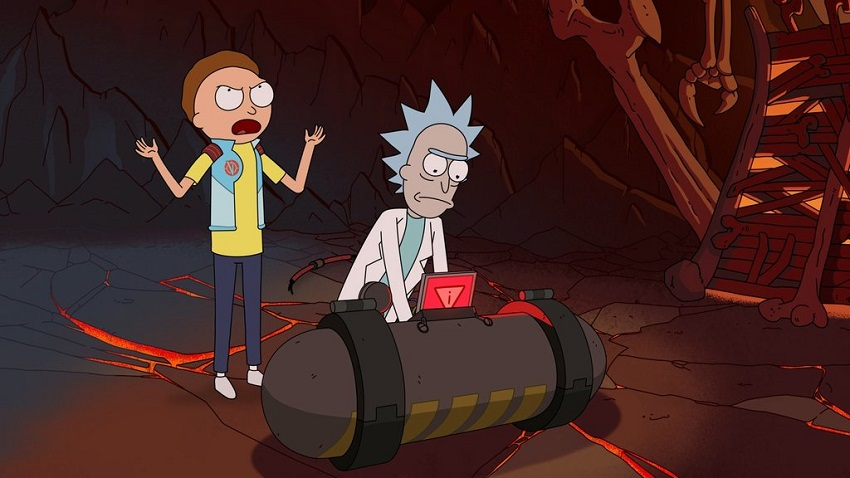 سریال Rick and Morty