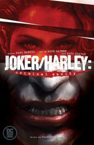 کاور کمیک بوک Joker/Harley Quinn: Criminal Insanity