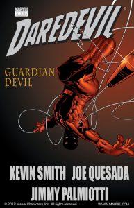 کاور شماره 1 از کمیک بوک Daredevil (برای دیدن سایز بزرگ روی تصویر کلیک کنید)
