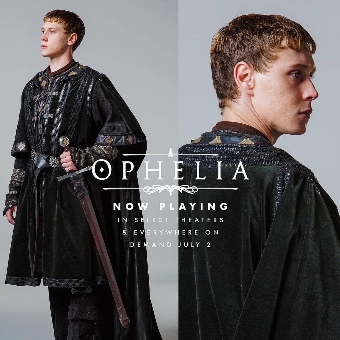 بررسی فیلم Ophelia