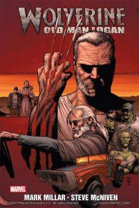 کاور شماره 66 از کمیک بوک Wolverine (برای دیدن سایز بزرگ روی تصویر کلیک کنید)