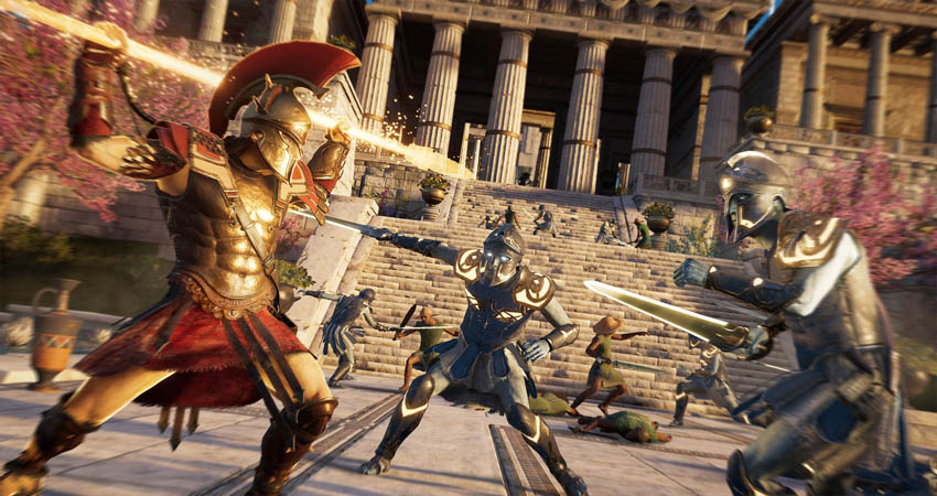 تاریخ انتشار سومین بسته الحاقی بازی Assassin's Creed Odyssey اعلام شد