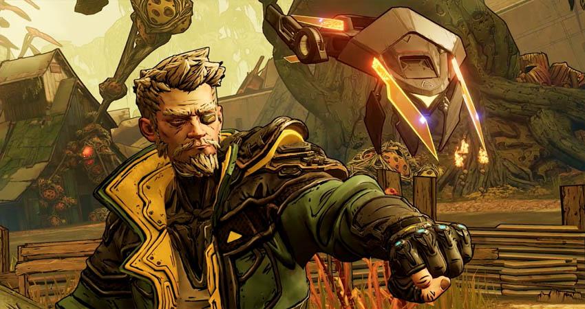 تریلر جدید بازی Borderlands 3 شخصیت زین را معرفی میکند