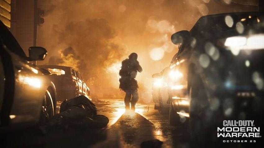 تریلر زمان عرضه Call of Duty Modern Warfare را اینجا تماشا کنید