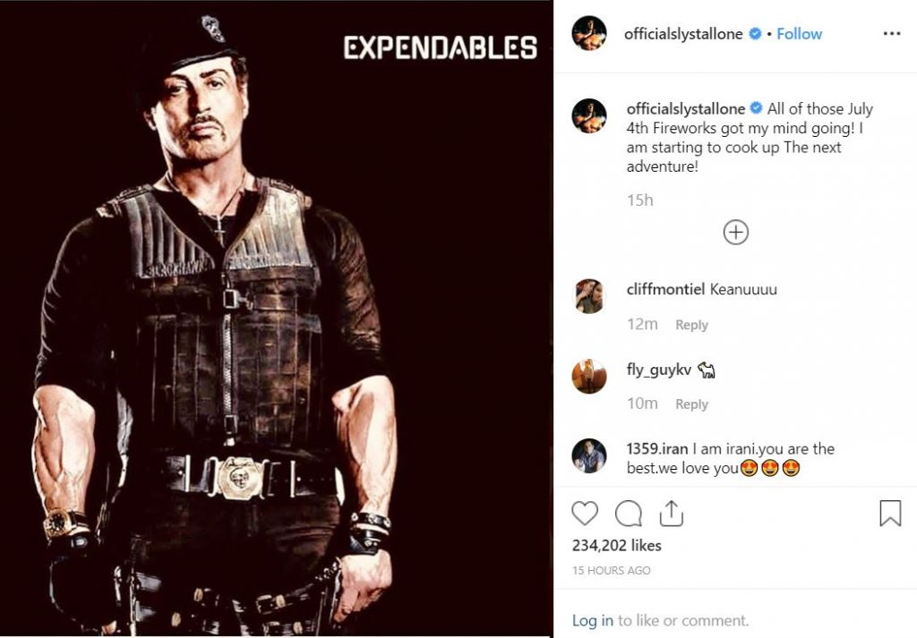 فیلم The Expendables 4
