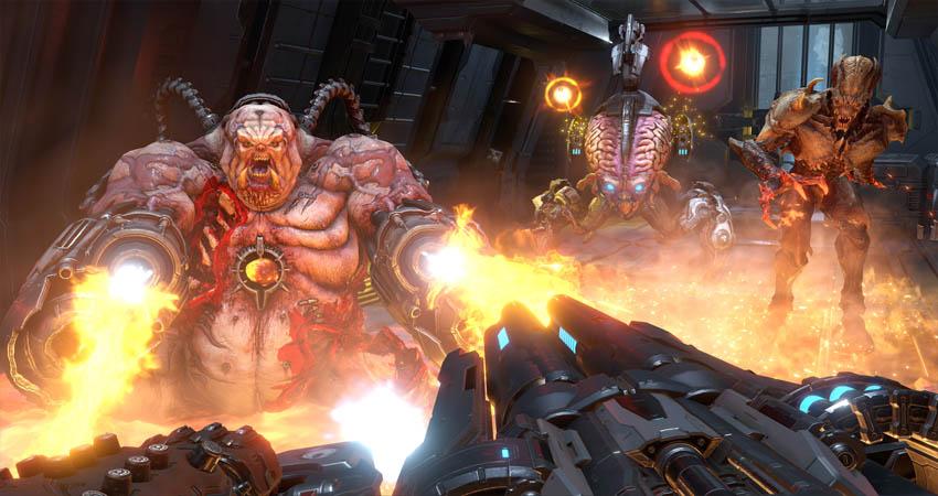 انتشار تریلر جدید از بازی Doom Eternal؛ با شخصیت دووم هانتر آشنا شوید