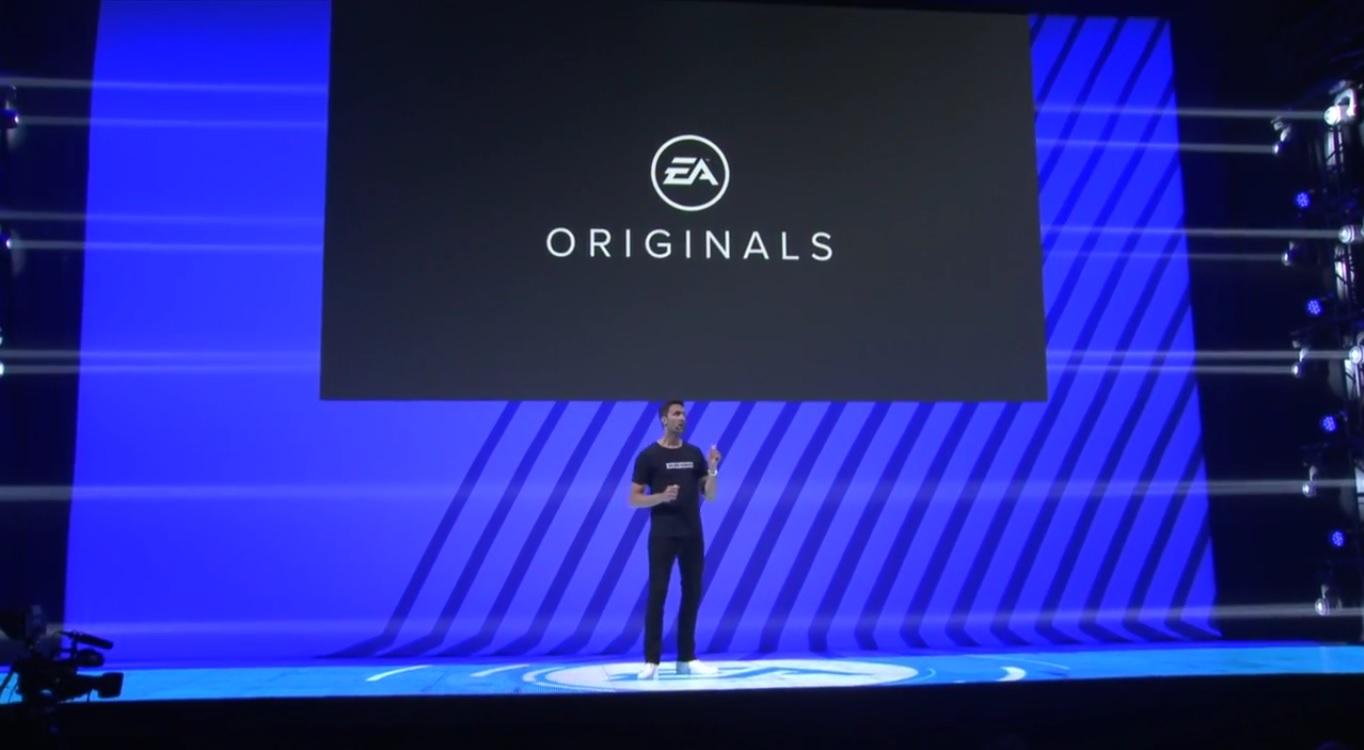 بخش EA Originals