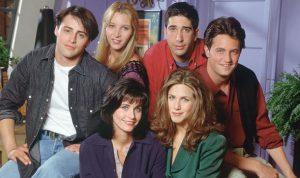 شاید بازیگران سریال Friends دوباره دور هم جمع شوند