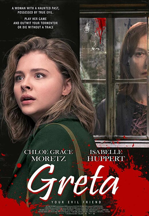 بررسی فیلم Greta