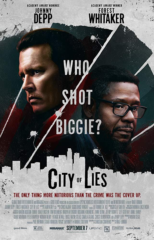 بررسی فیلم City Of Lies