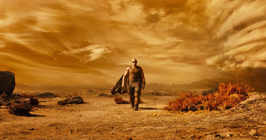 فیلمنامه Riddick 4: Furya آماده شده است
