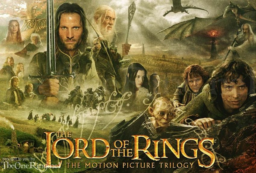 سریال Lord of the Rings