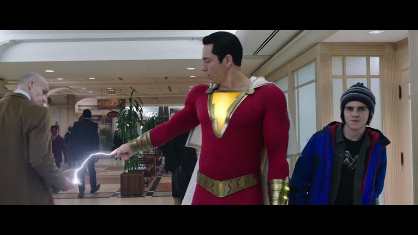 فیلم !Shazam