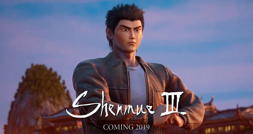مشخصات سیستم مورد نیاز بازی Shenmue 3 اعلام شد