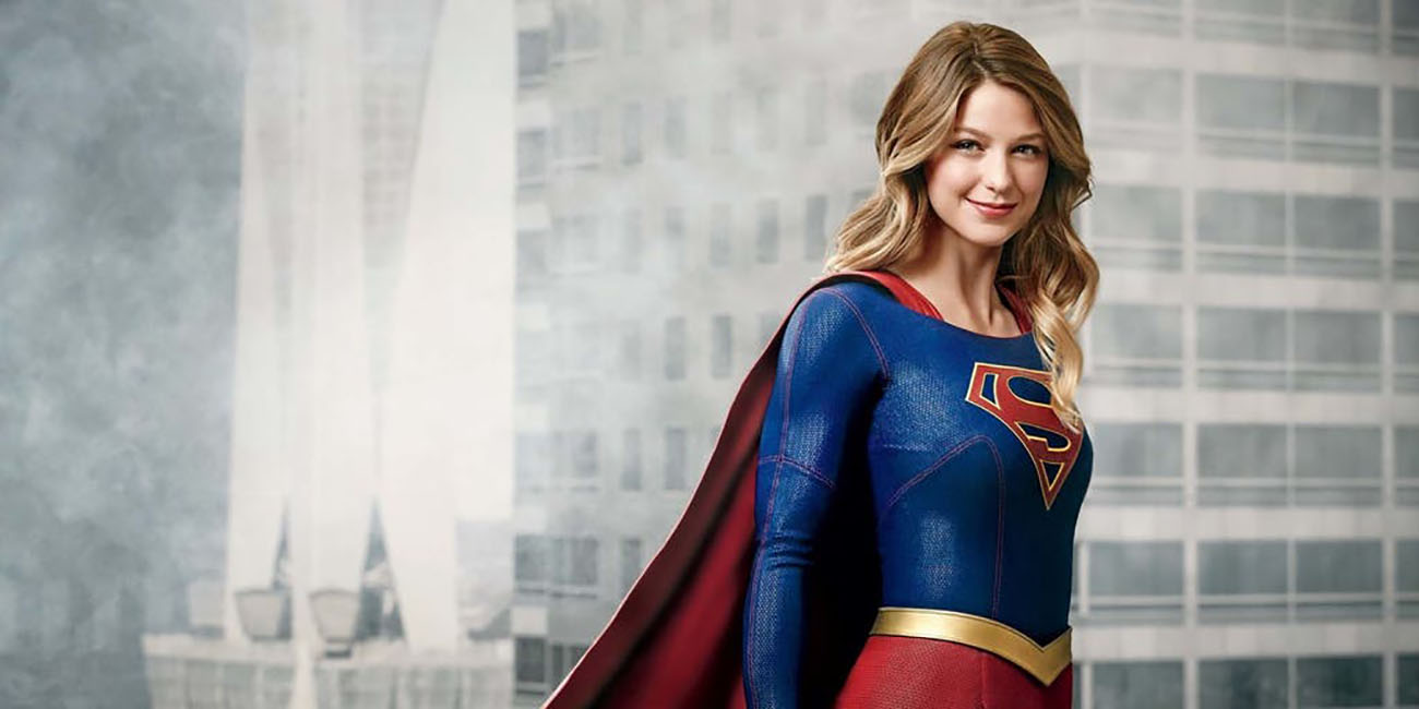 سوپرگرل، اولین سریال ابرقهرمانی با شخصیت اصلی مونث اروورس