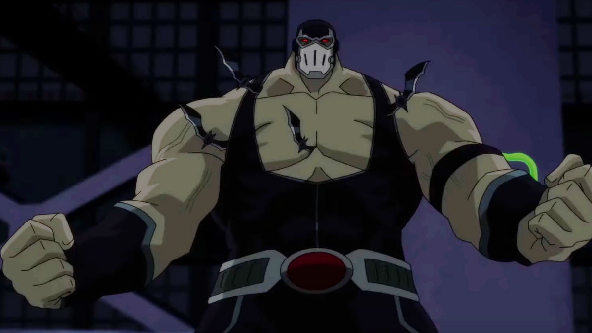 انیمیشن Batman: Hush