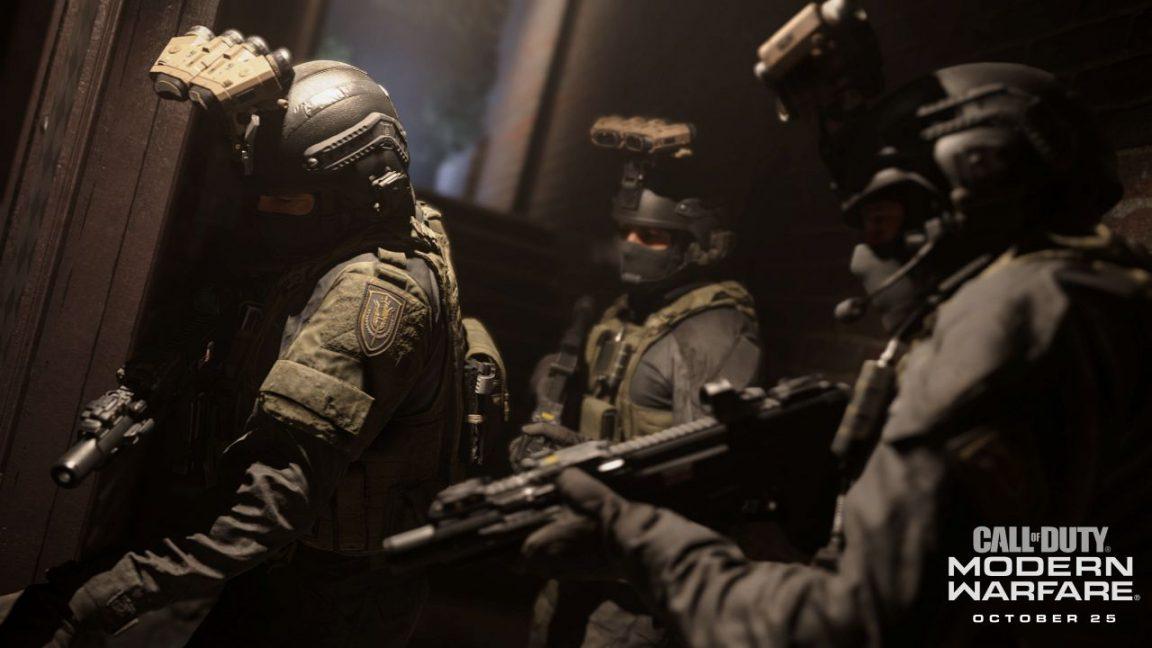 لیست کیلاستریکهای بازی Call of Duty: Modern Warfare لو رفت