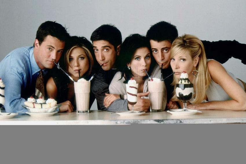 ادامه فیلمبرداری ویژه برنامه سریال Friends به زودی آغاز میشود