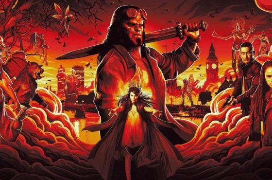 مصاحبهای با خالق کمیک بوکهای Hellboy