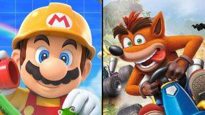 گزارش NPD ماه ژوئن: بازی Super Mario Maker 2 در صدر