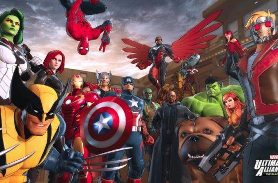 نگاه نخست به بازی Marvel Ultimate Alliance 3