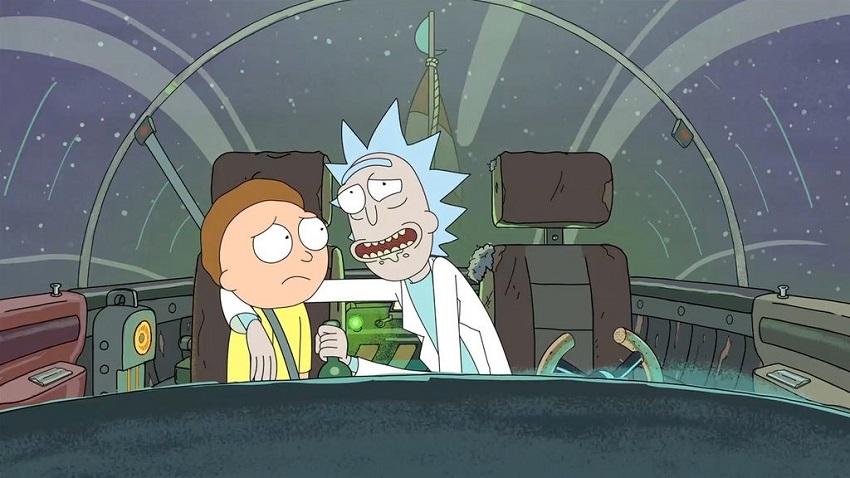 سریال Rick and Morty
