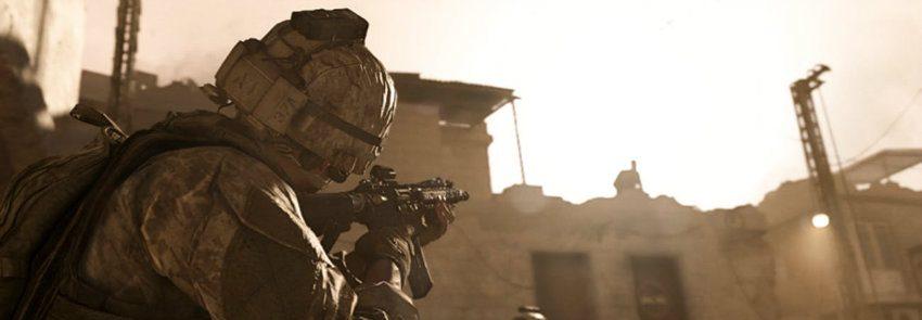 بخش چند نفره Modern Warfare