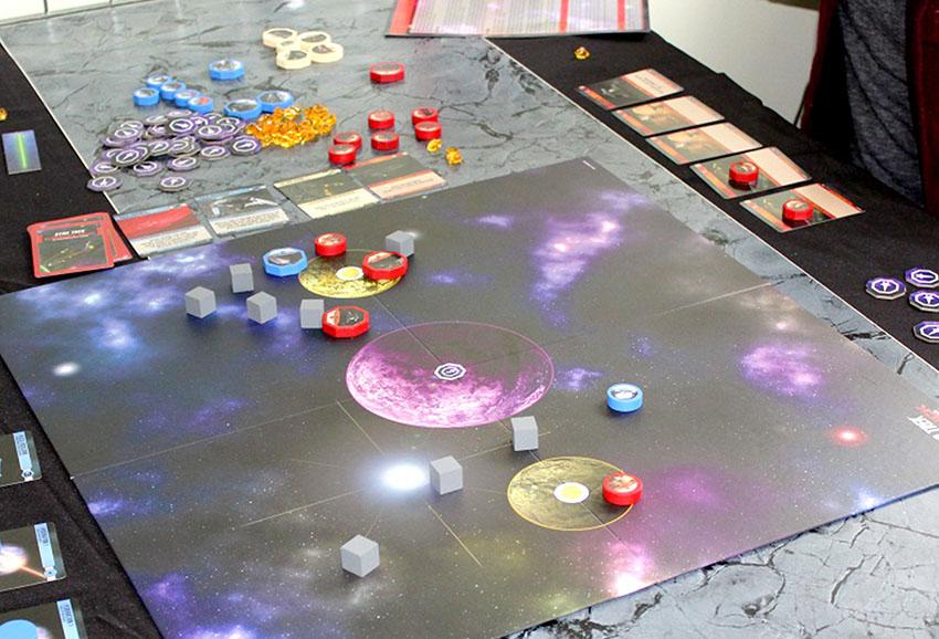بازی رومیزی Star Trek: Conflick in the Neutral Zone عرضه شد
