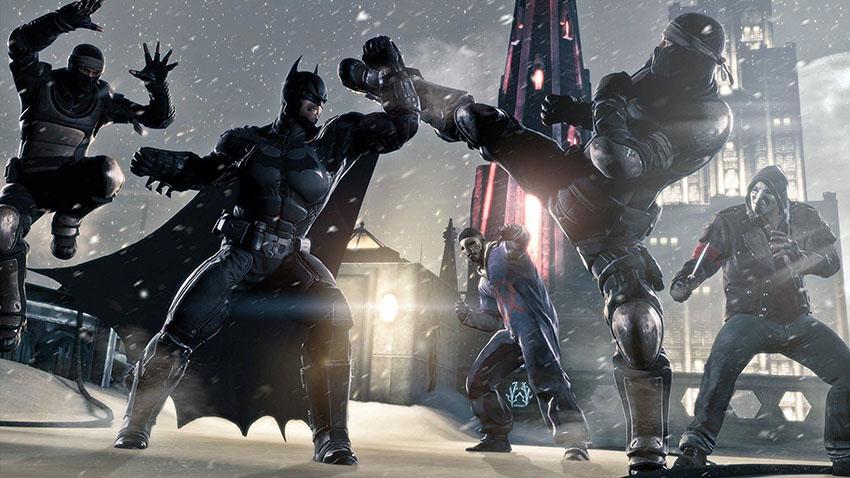 سازندگان Batman Arkham Origins - Thumbnail